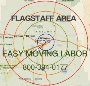Flagstaff moving labor