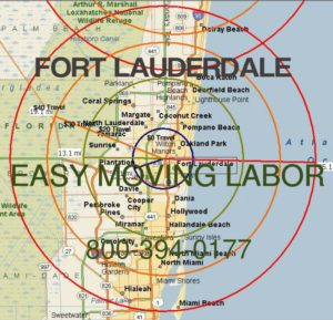 Fort Lauderdale moving labor help