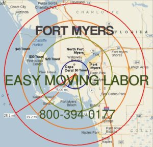 Ft Myers moving labor help