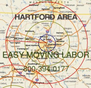 Hartford moving labor to unload