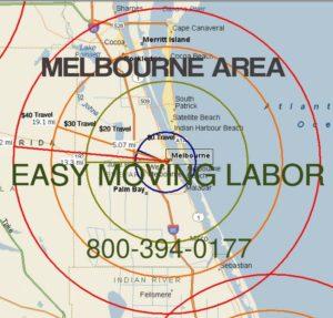 Melbourne moving labor