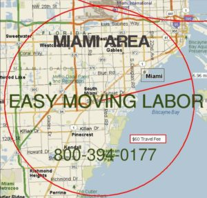 Miami moving labor