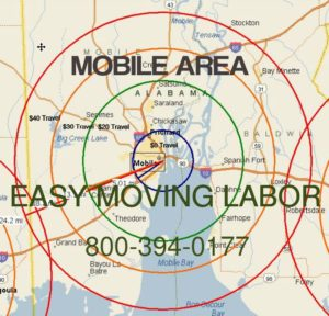 Mobile moving labor
