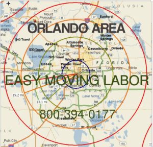 Orlando moving labor