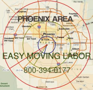 Phoenix moving labor