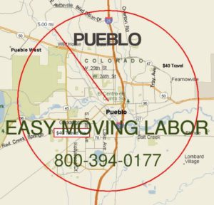 Pueblo moving labor.