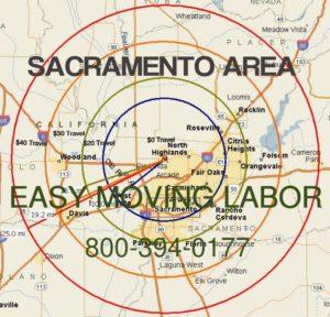 Sacramento moving labor