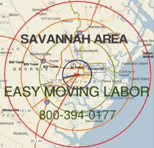 Savannah moving labor loading unloading