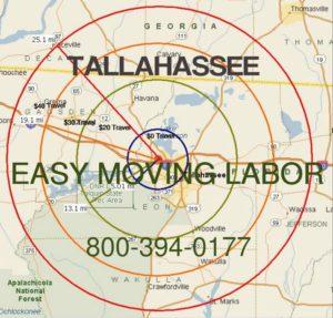 Tallahassee moving labor