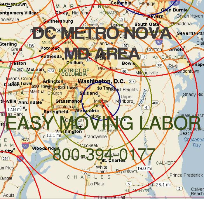 Washington dc moving help easy moving labor for Moving to washington dc advice