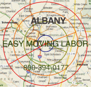 Hire local pro moving help in Albany