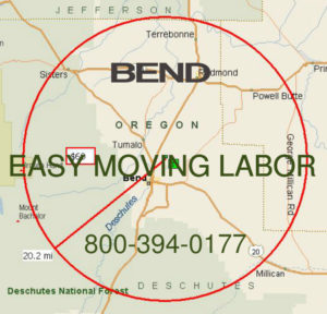 Get pro movers in Bend