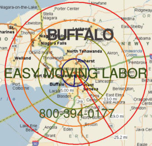Get pro local Buffalo moving help
