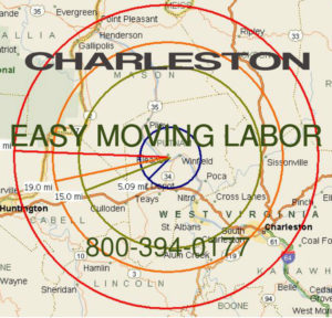 Charleston WV moving help