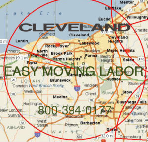 Hire Pro Cleveland moving help.