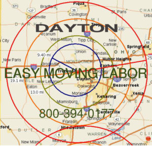 Hire local pro Dayton moving help.