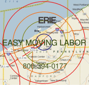 Hire local pro moving help in Erie