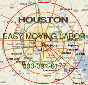 Hire local pro Houston moving help.