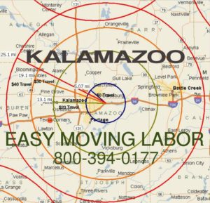 Kalamazoo local pro moving help