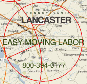 Hire Lancaster moving help that are pros.