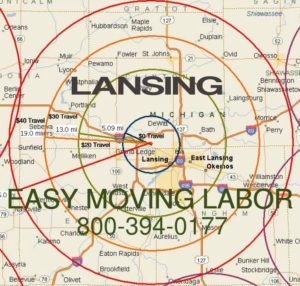 Local pro moving labor in Lansing