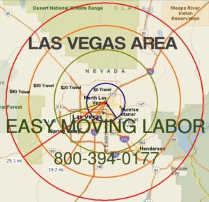 Local pro moving help in Las Vegas