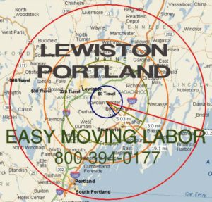 Portland ME local pro moving labor.