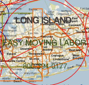 Local pro moving labor on Long Island