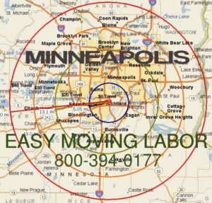 Local pro moving labor in Minneapolis
