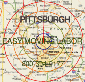 Hire local pro Pittsburgh moving help