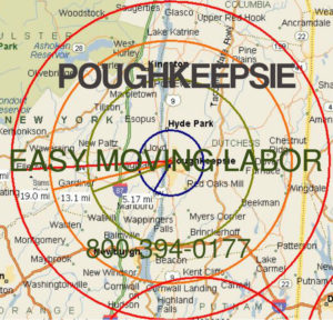 Hire local pro moving labor in Poughkeepsie.