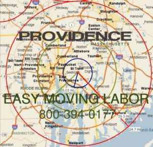 Local pro moving labor in Providence