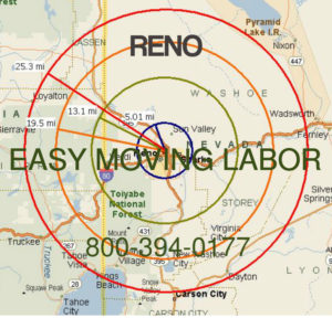Local pro moving help in Reno