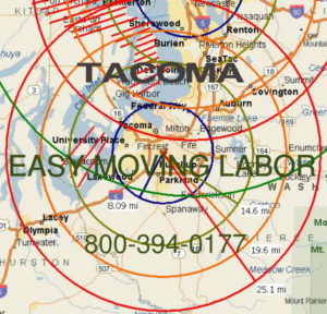 Hire local pro Tacoma moving help.