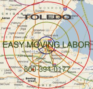 Hire local pro Toledo moving help