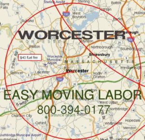 Worcester pro local moving labor