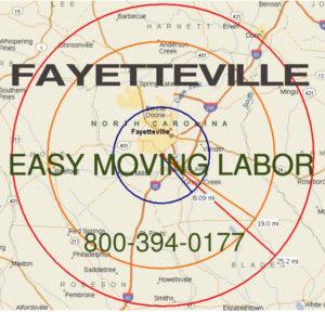Pro Fayetteville moving help.