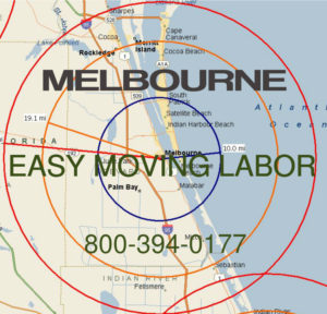 Hire pro Melbourne moving help to load and unload for your move.