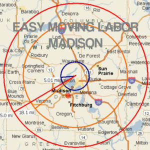 moving help in Madison WI